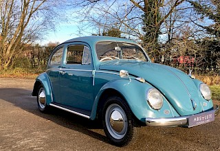 Volkswagen Beetle - SOLD