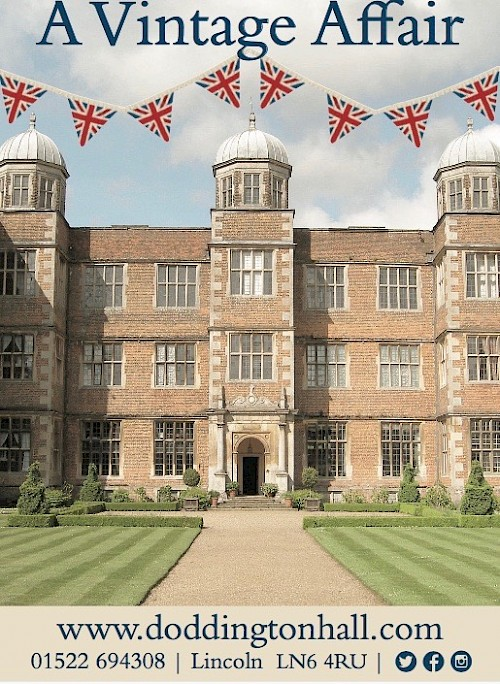 Doddington Hall - A Vintage Affair