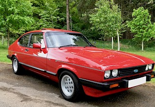 Ford Capri - SOLD