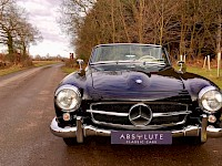 Mercedes-Benz 190SL - SOLD