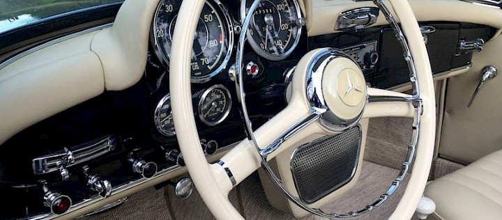 Mercedes-Benz 190SL - SOLD 16