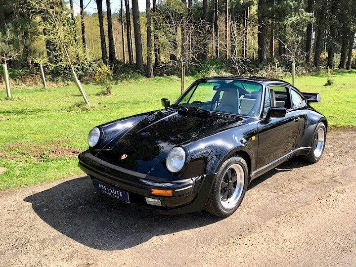 Porsche 911 Supersport - SOLD 5