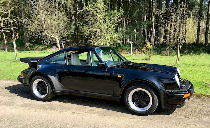 Porsche 911 Supersport - SOLD 1