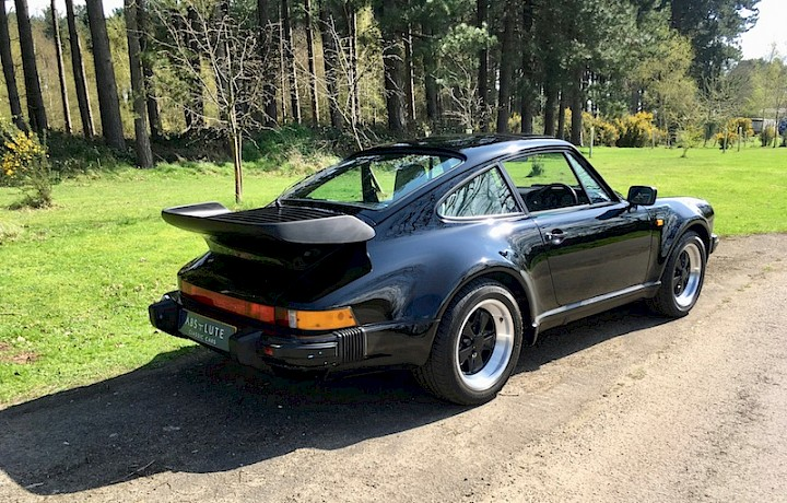 Porsche 911 Supersport - SOLD 2