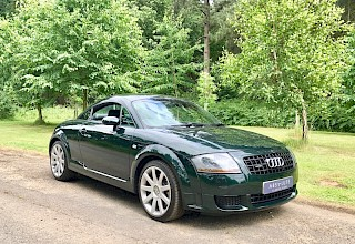 Audi TT Coupe V6 Manual - SOLD