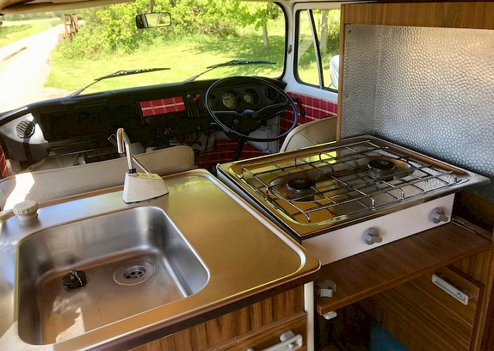 VW Westfalia Camper - RESERVED 11