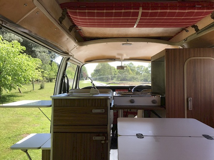 VW Westfalia Camper - RESERVED 16