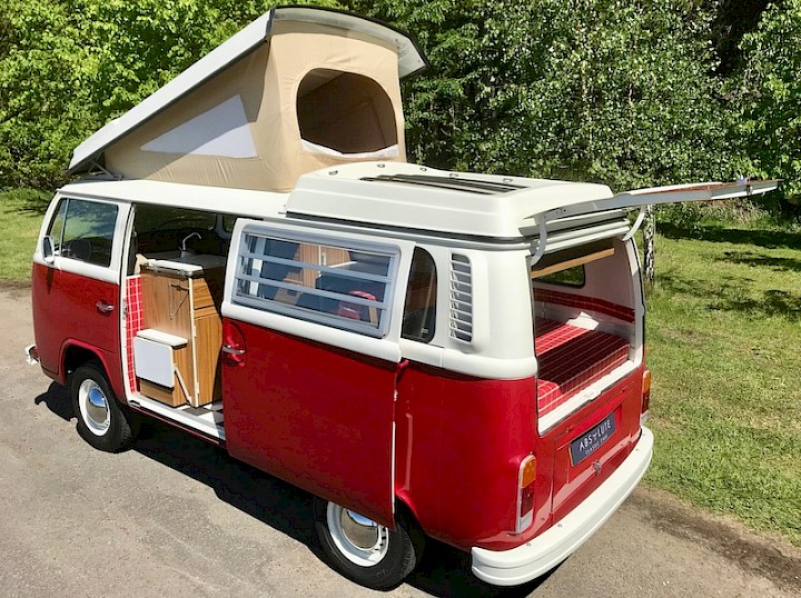 VW Westfalia Camper - RESERVED 31