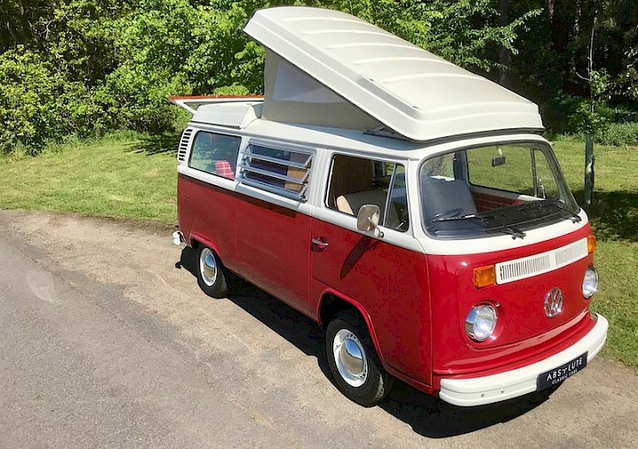 VW Westfalia Camper - RESERVED 30