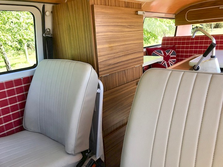 VW Westfalia Camper - RESERVED 9