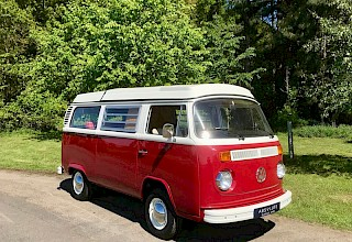VW Westfalia Camper - SOLD