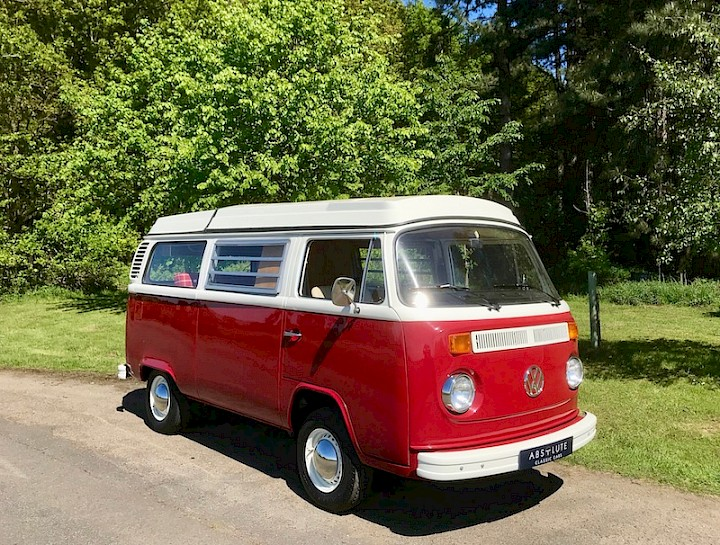 VW Westfalia Camper - RESERVED 1