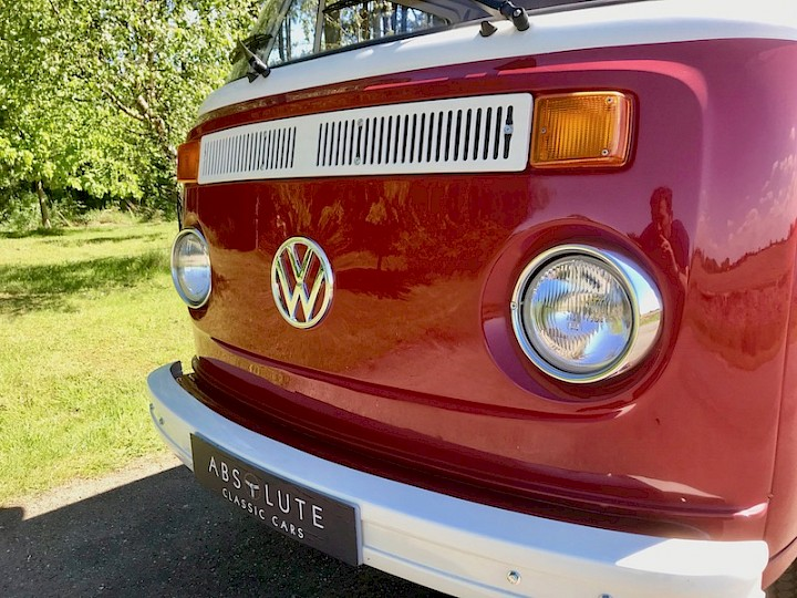 VW Westfalia Camper - RESERVED 5