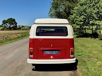 VW Westfalia Camper - RESERVED