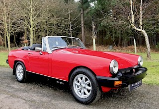 MG Midget - SOLD