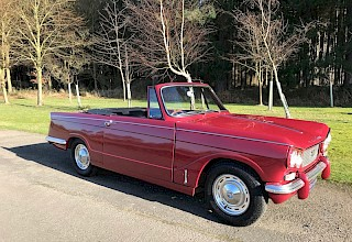 Triumph Vitesse Convertible - SOLD