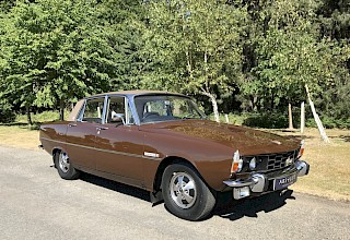 Rover P6 3500S - SOLD