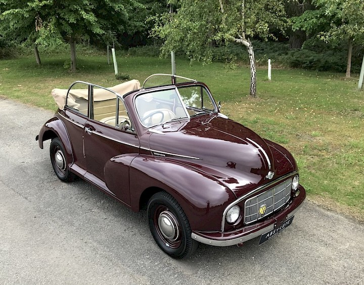 Morris Minor Tourer - SOLD 36