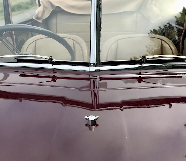 Morris Minor Tourer - SOLD 18