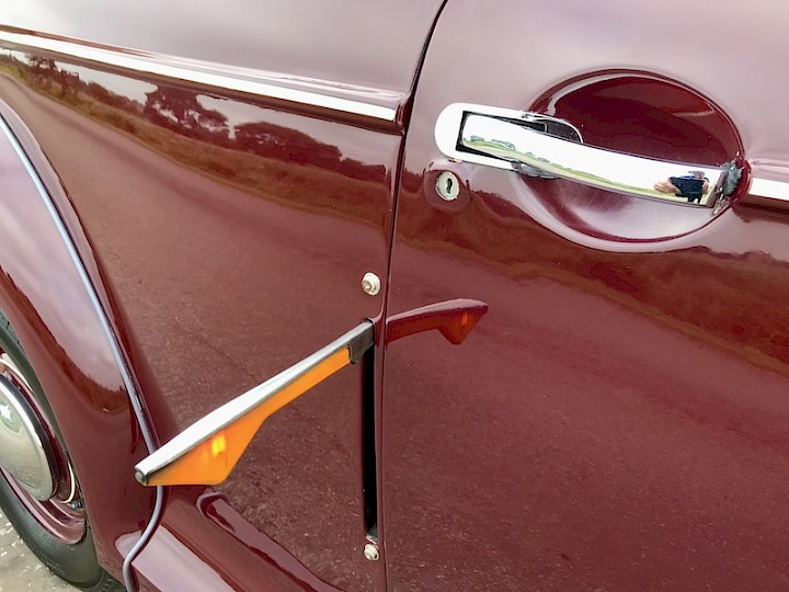 Morris Minor Tourer - SOLD 21
