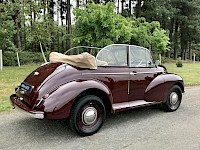 Morris Minor Tourer - SOLD