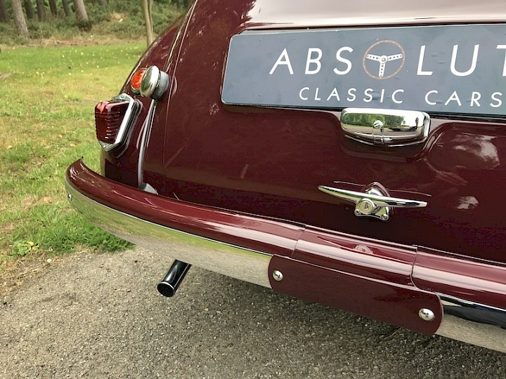 Morris Minor Tourer - SOLD 27