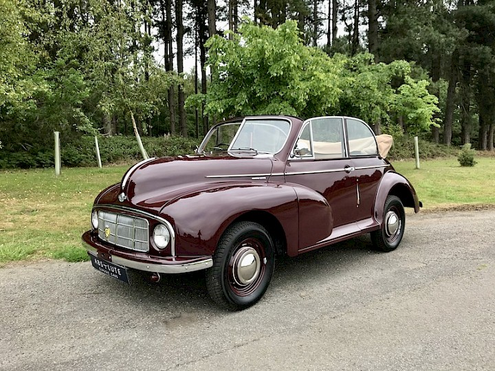 Morris Minor Tourer - SOLD 6