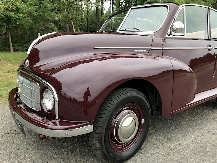 Morris Minor Tourer - SOLD 17