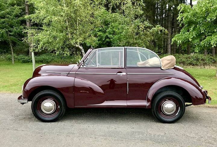 Morris Minor Tourer - SOLD 5