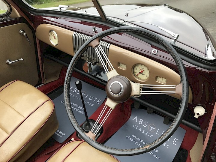 Morris Minor Tourer - SOLD 10