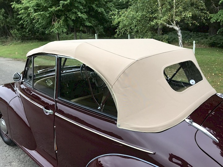 Morris Minor Tourer - SOLD 32
