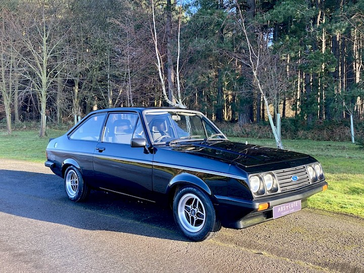 Ford Escort RS2000 - RESERVED 1