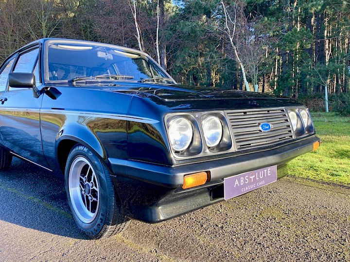 Ford Escort RS2000 - RESERVED 15