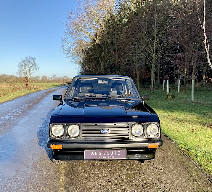 Ford Escort RS2000 - RESERVED 4