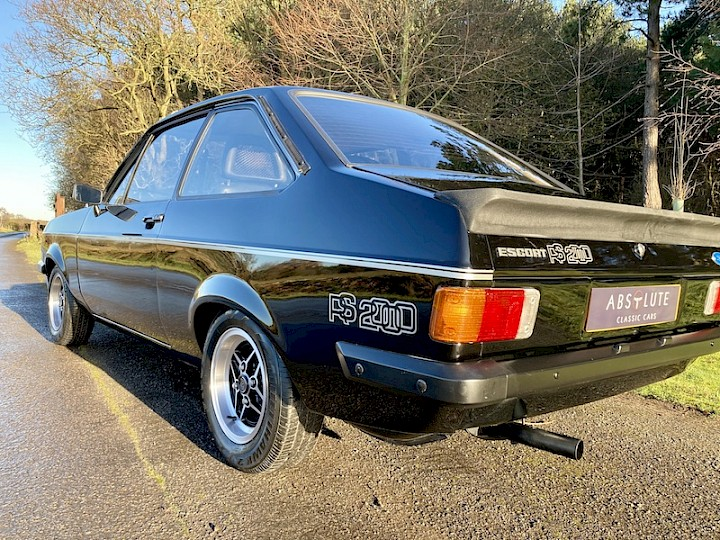 Ford Escort RS2000 - RESERVED 35